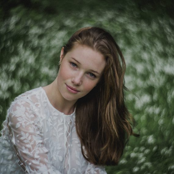 petzval 58 portrait of pretty girl - best fashion photos in melbourne