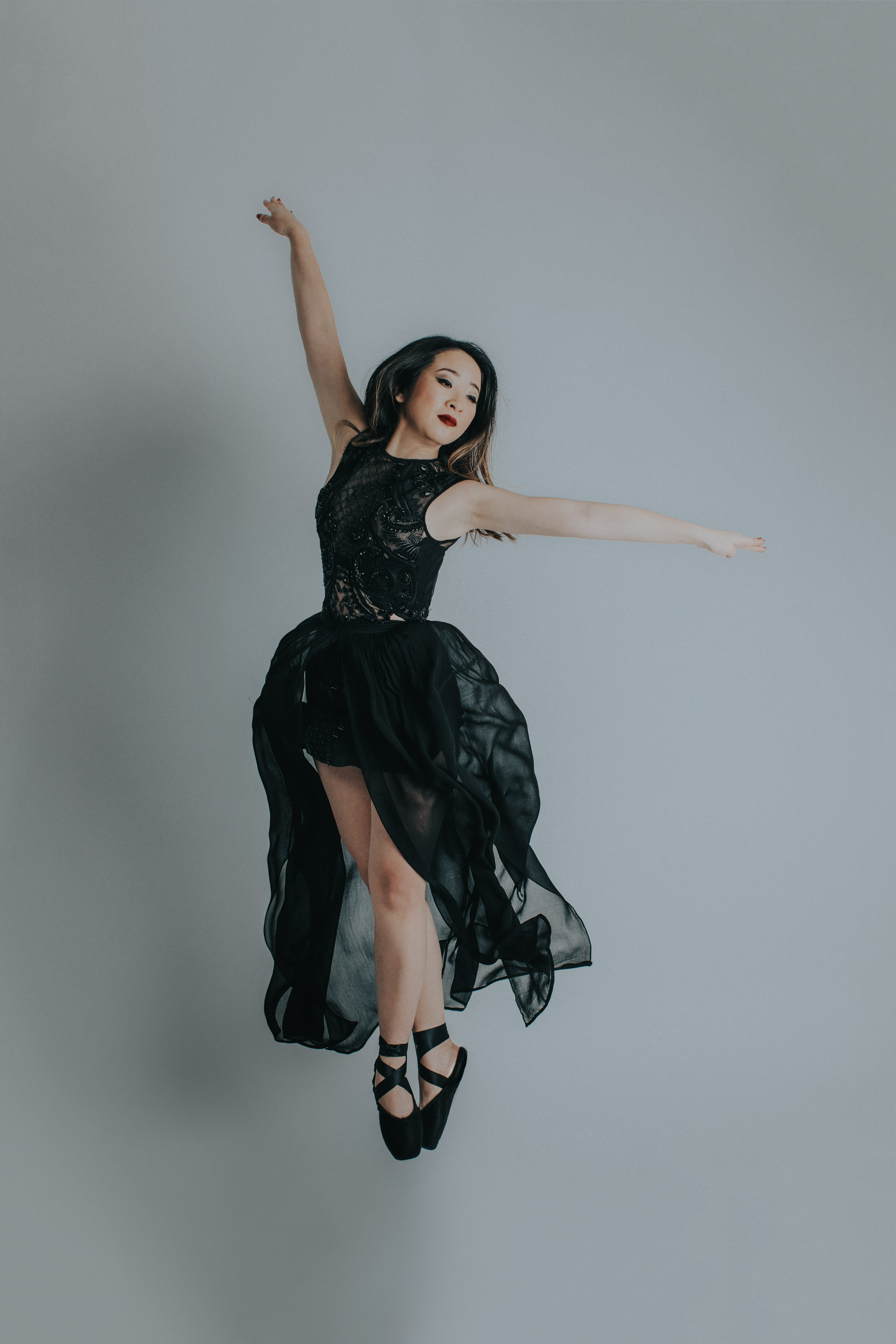 dance photography in melbourne - dance studio shots for professional dancers