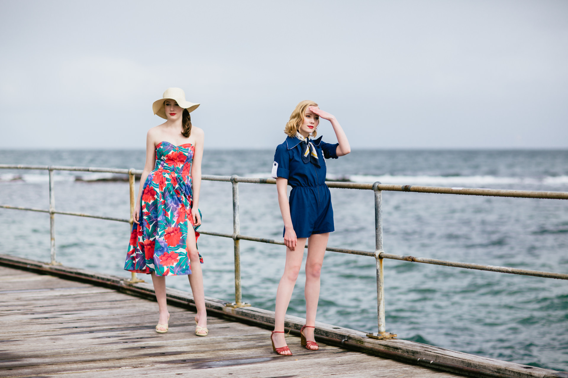 Summer Campaign Photography in Melbourne - Summer Fashion Shoot