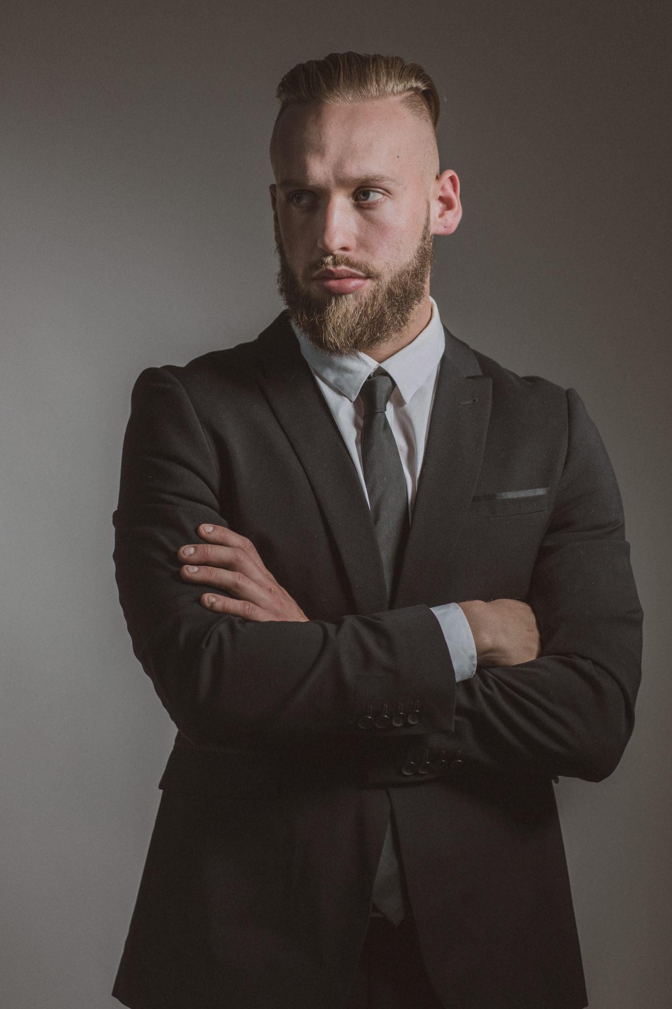 male model portfolio in Melbourne