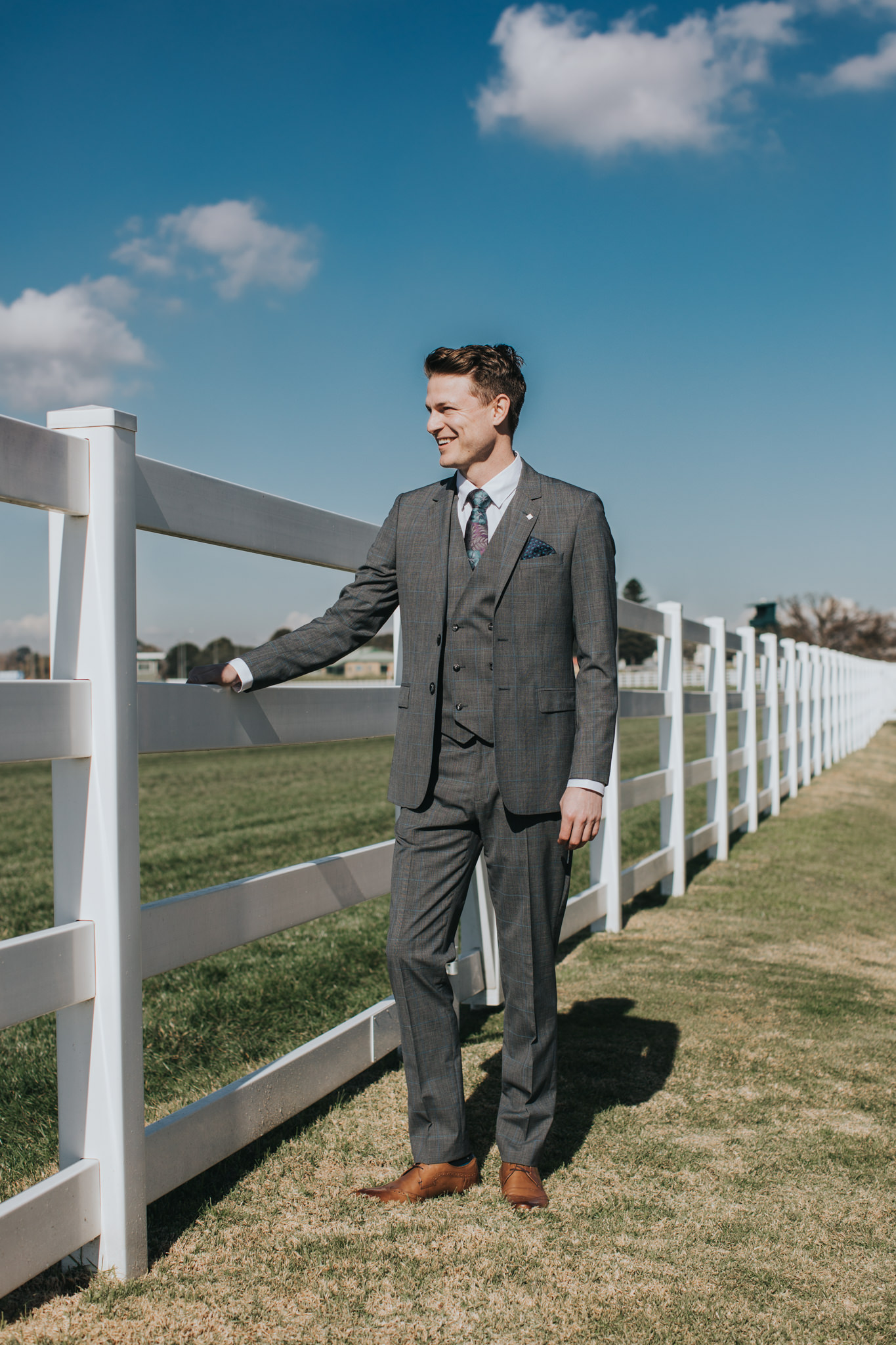 new mens fashion photography in melbourne - ted baker editorial spring racing photoshoot