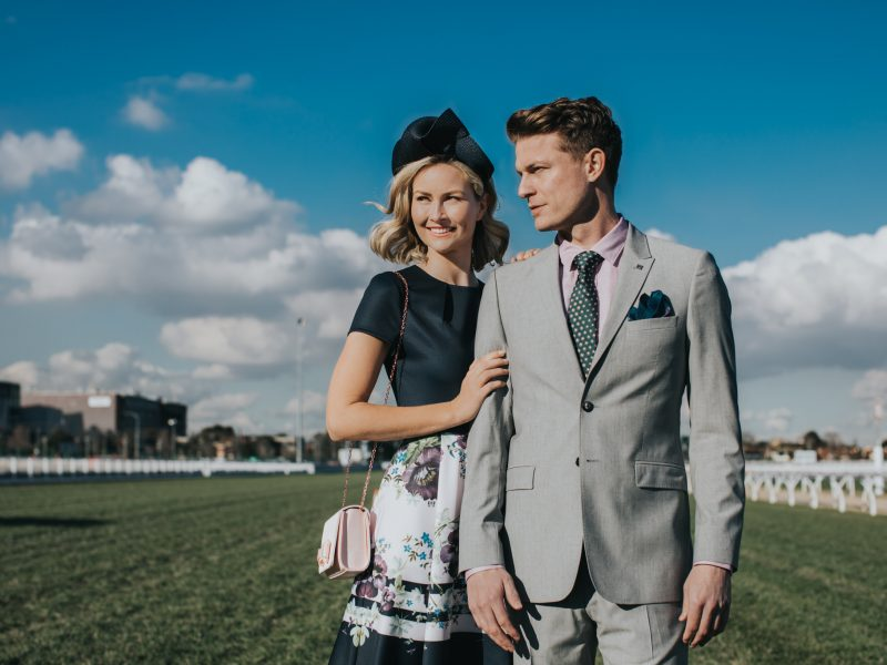Editorial Fashion Photographer in Melbourne - Spring Racing Fashion 2017/2018