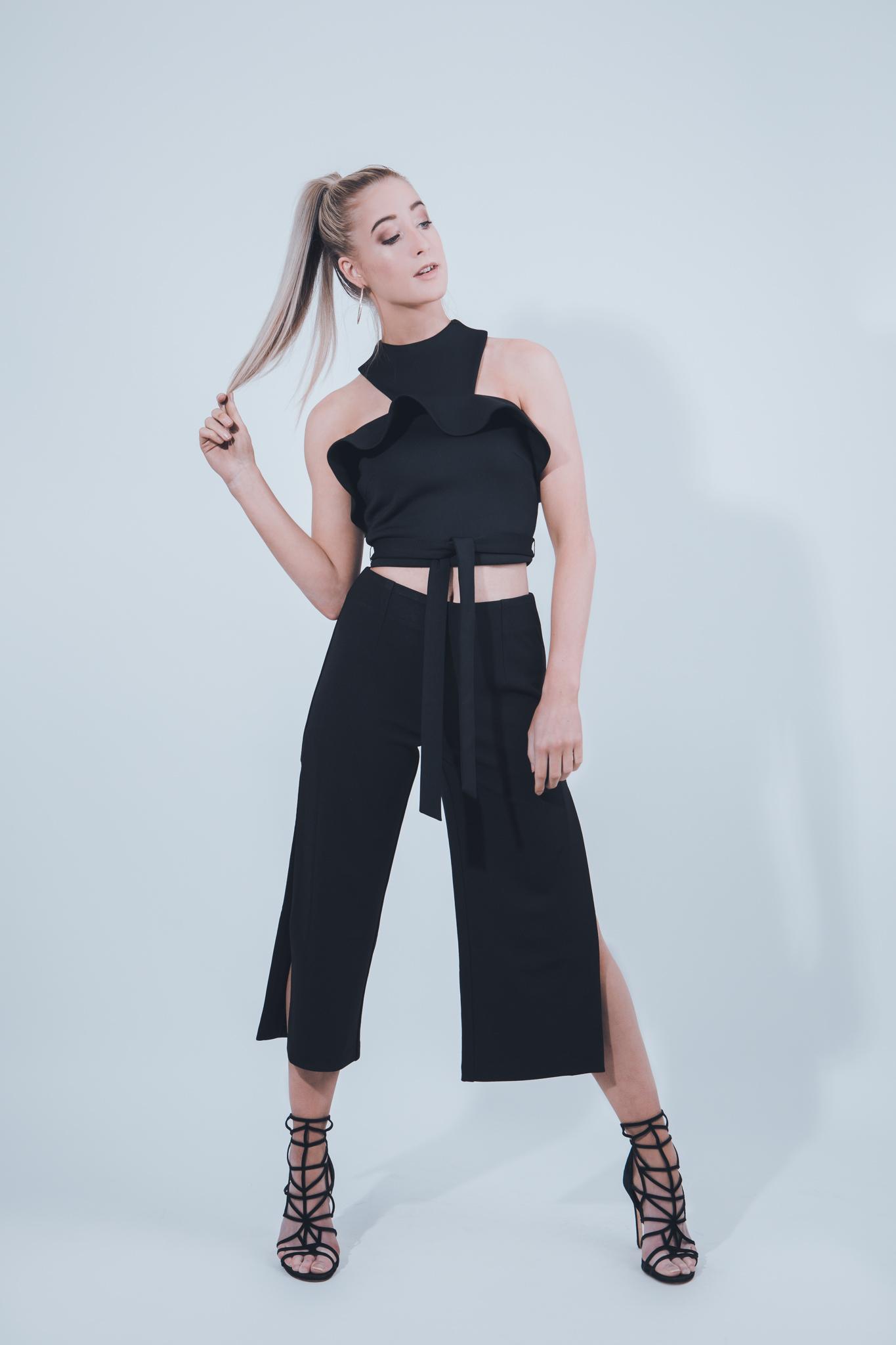 Kimberley Elle Fashion Label - Lookbook Shoot in Melbourne Studio