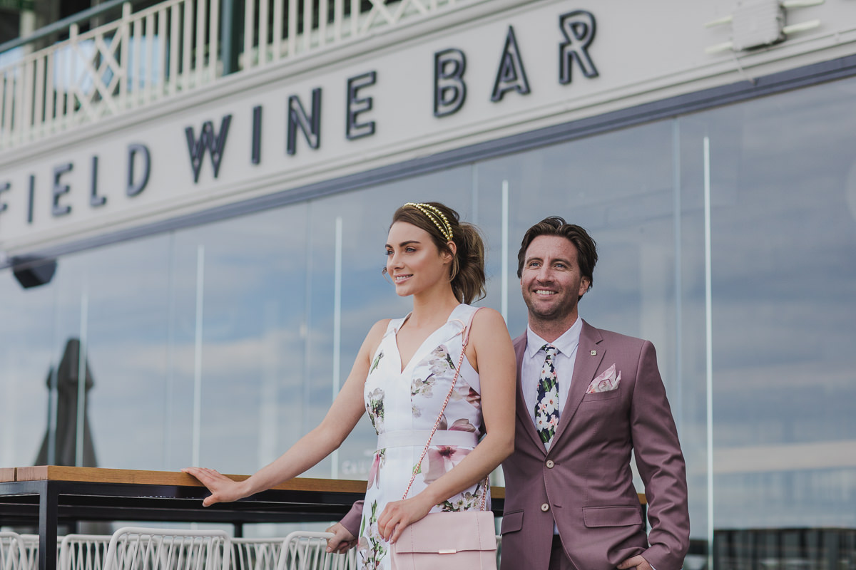 Photographer in Melbourne shoots Style Guide at Wine Bar